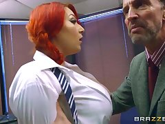 Brazzers - Harmony Reigns - Big Bosom Readily obtainable Trainer
