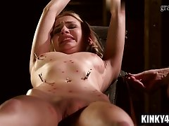 Hot porn actress bdsm video