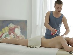 All lubed unfocused with small tits Vika Volkova gets brutally analfucked