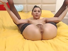 Proximate Asian Teen Fucks Her Pussy - Watch Part