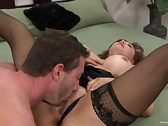 Withering mature with huge tits, severe pussy porn