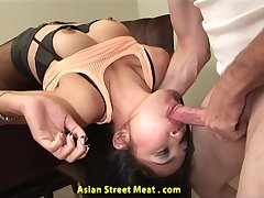 Stunning Exciting Asian Young Girl Slut Had Intercourse