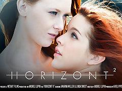 Horizont II - Amarna Miller & Linda Sweet - SexArt