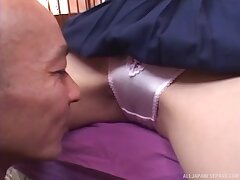 Amazing flick of a skinny Japanese darling having smooth sex